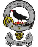 Abanathey Family Crest from Scotland2