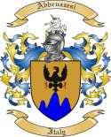 Abbruzzesi Family Crest from Italy2