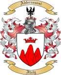 Abbruzzesi Family Crest from Italy
