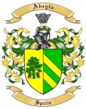 Abeyta Family Coat of Arms from Spain