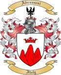 Abruzzesi Family Coat of Arms from Italy