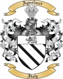 Agnolucci Family Crest from Italy2