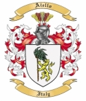 Aiello Family Coat of Arms from Italy