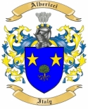 Albericci Family Coat of Arms from Italy
