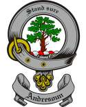 Andresoun Family Crest from Scotland2