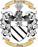 Angelotti Family Crest from Italy2