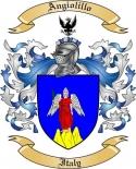 Angiolillo Family Crest from Italy