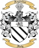 Angiolini Family Crest from Italy2