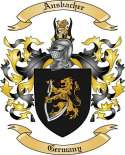Ansbacher Family Coat of Arms from Germany