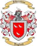 Atherstone Family Crest from England