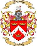 Augustyn Family Crest from England