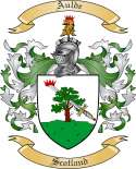 Aulde Family Crest from Scotland