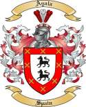 Ayala Family Crest from Spain