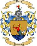 Bach Family Crest from Germany5