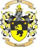 Bad Family Coat of Arms from Germany