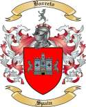 Barreto Family Coat of Arms from Spain
