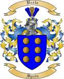 Barta Family Coat of Arms from Spain