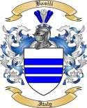 Basili Family Crest from Italy