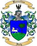 Bassolino Family Coat of Arms from Italy