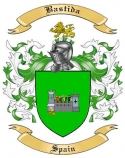 Bastida Family Coat of Arms from Spain