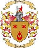 Battman Family Coat of Arms from Scotland