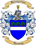 Baumgartner Family Coat of Arms from Germany2