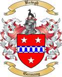 Bawgh Family Coat of Arms from Germany