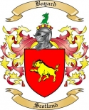 Bayard Family Crest from Scotland
