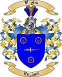Bayles Family Coat of Arms from England2