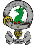 Bearden Family Crest from Scotland2