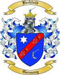 Bechtold Family Crest from Germany