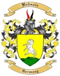 Bedsole Family Crest from Germany