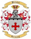 Beistel Family Crest from Germany