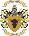 Beloshitsky Family Crest from Poland