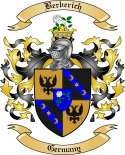 Berberich Family Crest from Germany