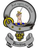 Berckley Family Crest from Scotland2