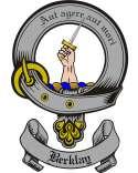 Berklay Family Crest from Scotland2