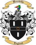 Besowthe Family Crest from England