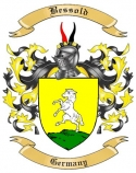 Bessold Family Crest from Germany