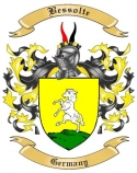 Bessolte Family Crest from Germany