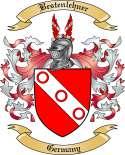 Bestenlehner Family Crest from Germany