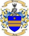 Bianco Family Crest from Italy