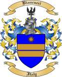 Biancucci Family Crest from Italy