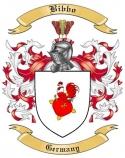 Bibbo Family Crest from Germany