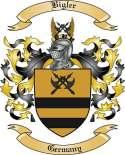 Bigler Family Crest from Germany