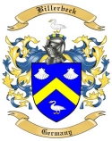 Billerbeck Family Crest from Germany