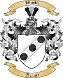 Binette Family Crest from France2