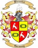 Birnstiel Family Crest from Germany
