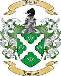 Blaits Family Crest from England2