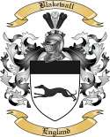 Blakewall Family Crest from England